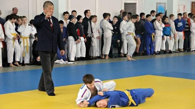 Юные спортсмены из Новочеркасска победили на областном первенстве по дзюдо
