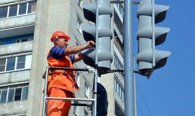 Обслуживанием светофоров в Новочеркасске займется местная фирма
