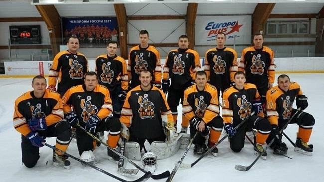 Хоккеисты из Новочеркасска одержали первую победу на финальном этапе Ночной Хоккейной Лиги