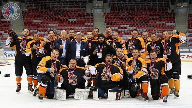 Новочеркасские «Варяги» завоевали бронзу на Всероссийском фестивале хоккея
