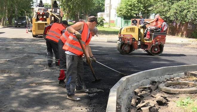 В Новочеркасске стартовал второй этап автодорожного ремонта