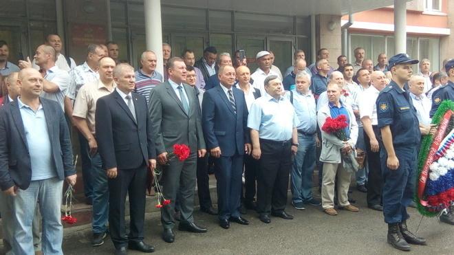 Выпускники бывшего военного института связи встретились в Новочеркасске