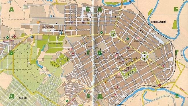 Новую карту Новочеркасска составит фирма из Ростова