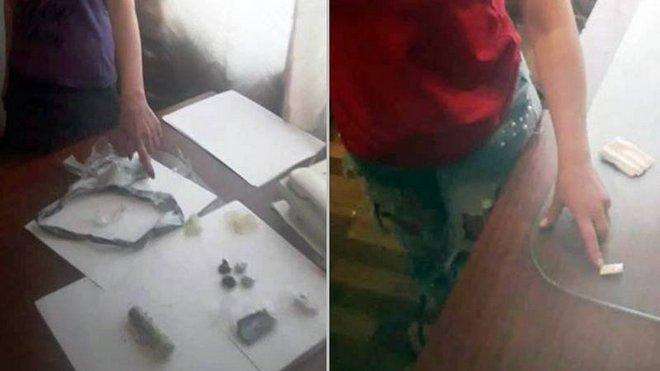 Наркотики в нижнем белье пыталась пронести ростовчанка в колонию Новочеркасска