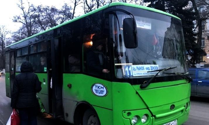 В работе новочеркасских автобусов выявили ряд нарушений