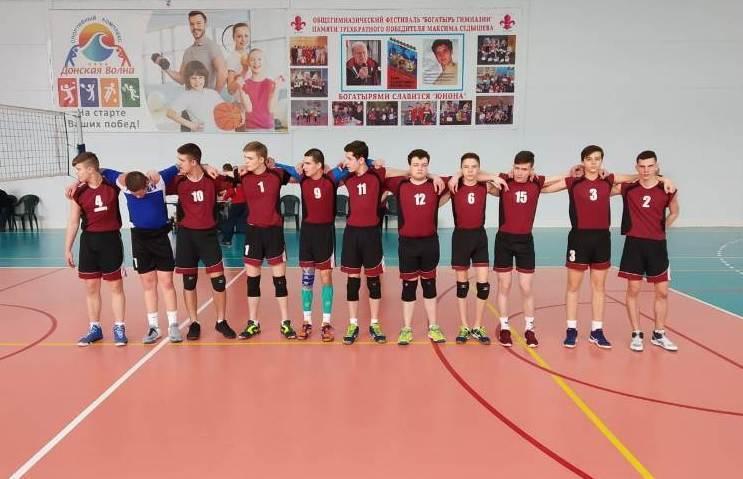 Новочеркасские спортсмены стали лучшими на Дону
