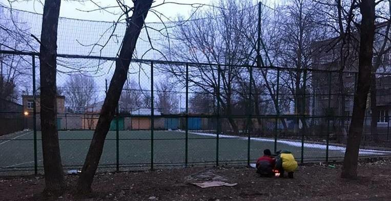 Новочеркасцы отстояли футбольную площадку на улице Фрунзе