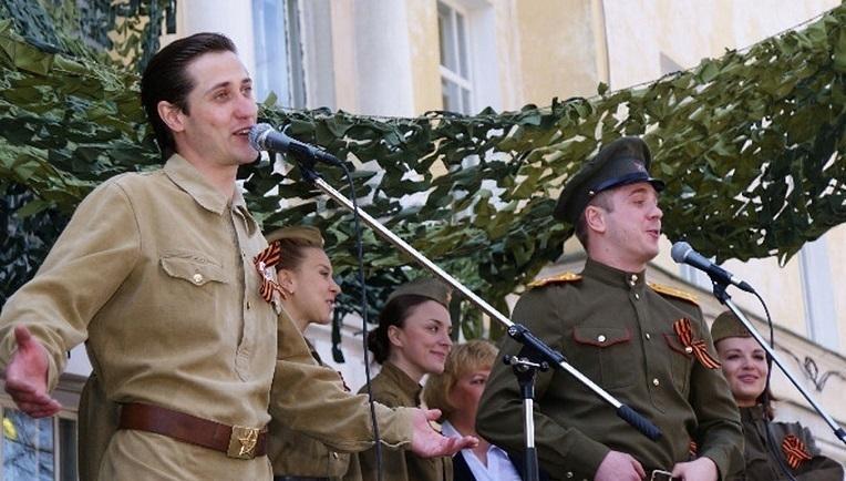 В День Победы во дворы Новочеркасска придут «Фронтовые бригады»