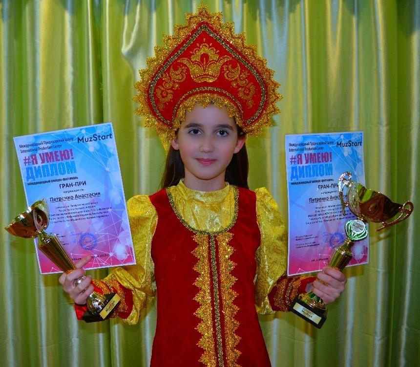 Вокалистка из Новочеркасска снова в числе лучших