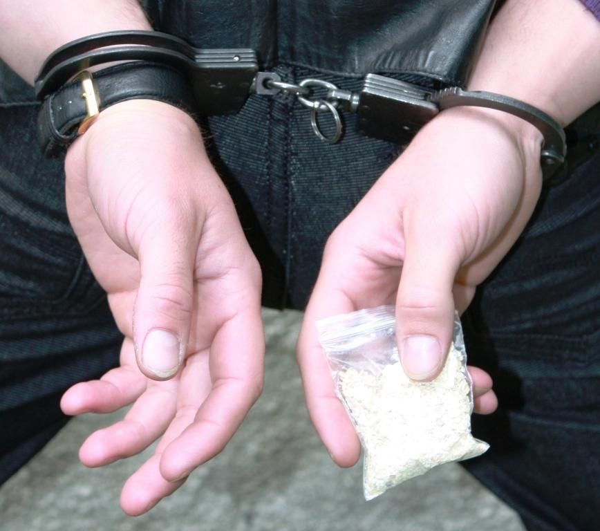 18-летний новочеркасец подозревается в хранении наркотиков