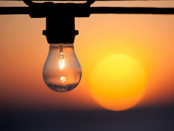 В Новочеркасске снова отключат электричество