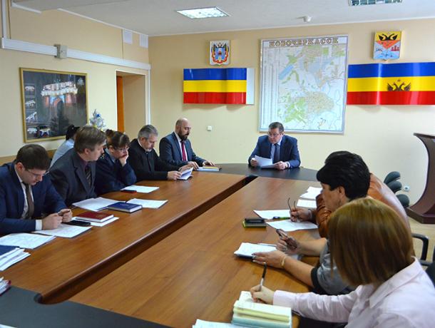 1163 зарегистрированных наркомана живут в Новочеркасске: в администрации города прошло заседание антинаркотической комиссии