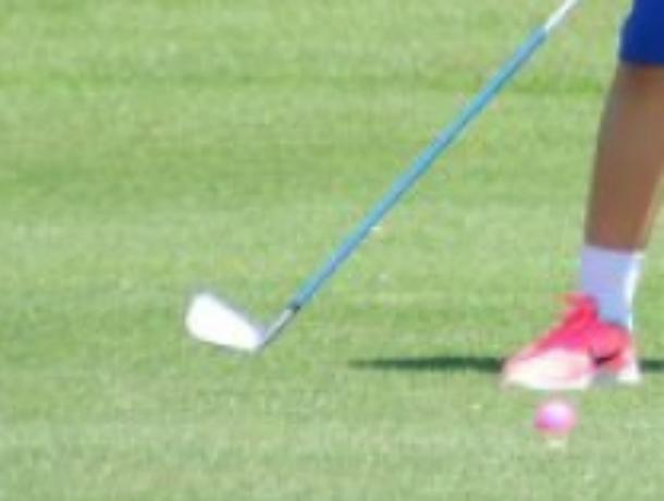 Юные гольфисты из Новочеркасска заняли весь пьедестал почета, на прошедших в городе соревнованиях