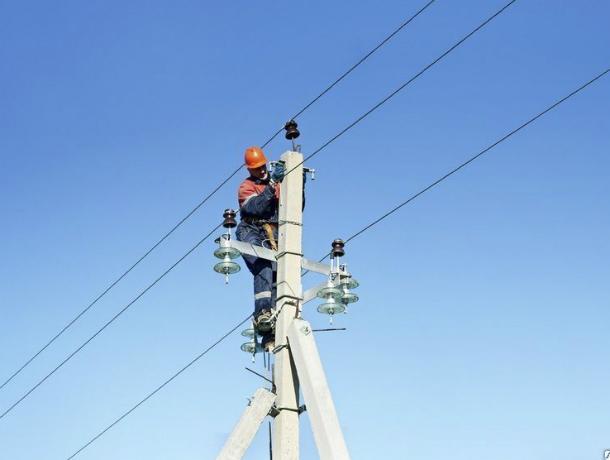 Три улицы Новочеркасска останутся без электричества 25 сентября
