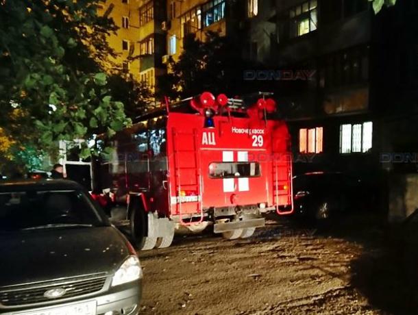 В Новочеркасске любитель выпить устроил третий за год пожар
