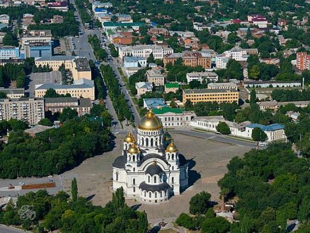 Новочеркассцы хотят селфи-место: прошли  обсуждения  концепций благоустройства города