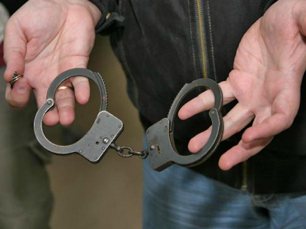 В Новочеркасске задержали 23-летнего перебросчика наркотиков в исправительную колонию