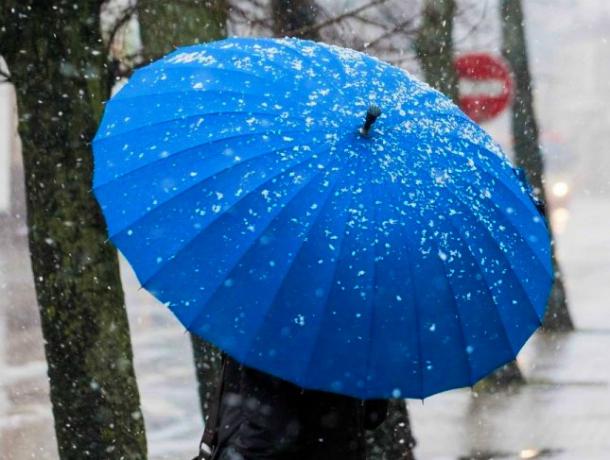 Дождь со снегом и неустойчивой магнитное поле принесут жителям Новочеркасска предстоящие выходные