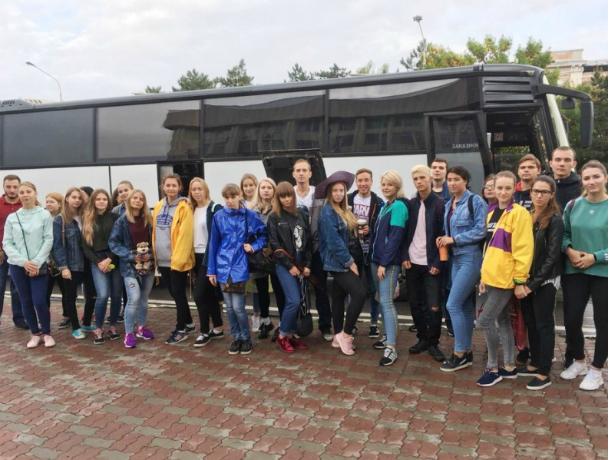 35 молодых новочеркасцев покоряют форум «Ростов. Время возможностей»
