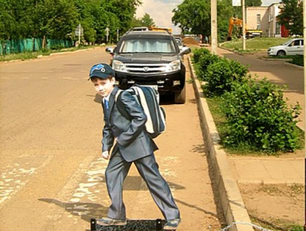 Вдоль новочеркасских дорог появятся искусственные дети