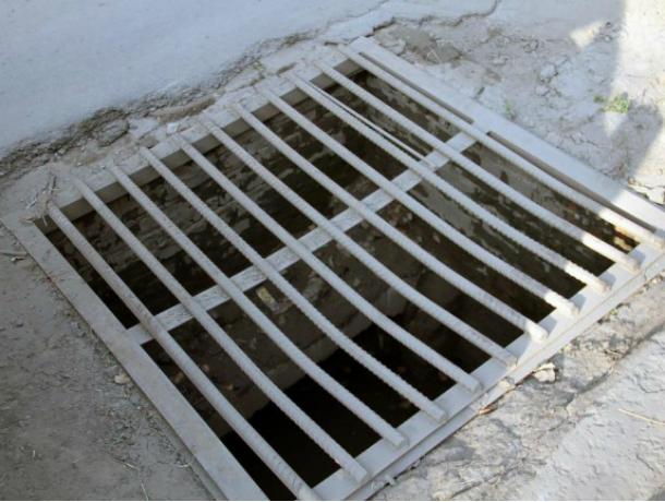 В Новочеркасске нашелся желающий отремонтировать ливневку