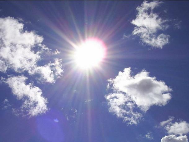 Предстоящие выходные в Новочеркасске будут теплыми и солнечными