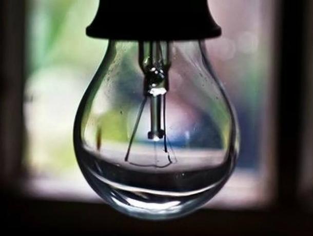 9 августа часть Новочеркасска снова останется без электричества
