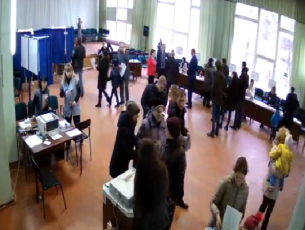 69 избирательных участков работают в Новочеркасске
