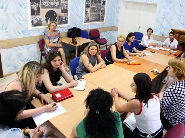 Структуру по решению проблем детей-инвалидов создали мамы Новочеркасска