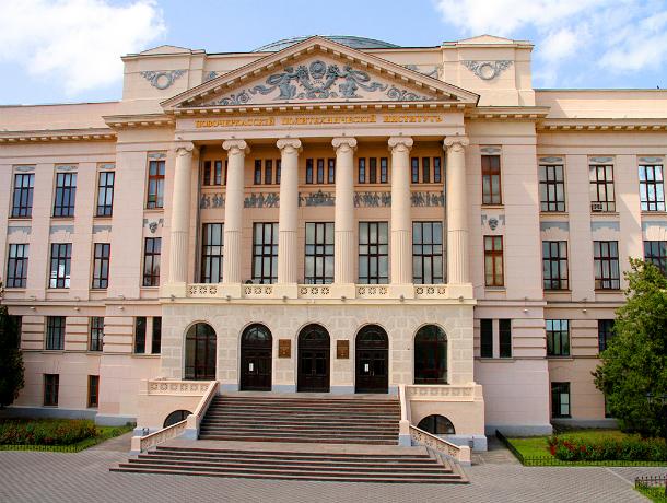 Новочеркасский политех в ТОПе