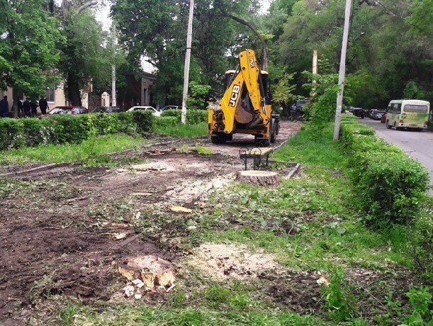 Новочеркасские власти решили отремонтировать улицу Просвещения к юбилею ЮРГПУ