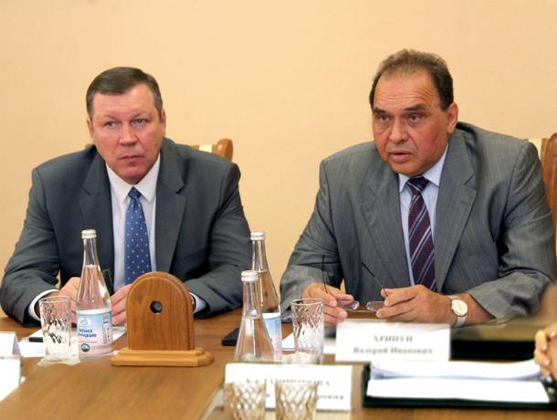 В Новочеркасске подвели итоги проверки областной контрольно-счетной палаты
