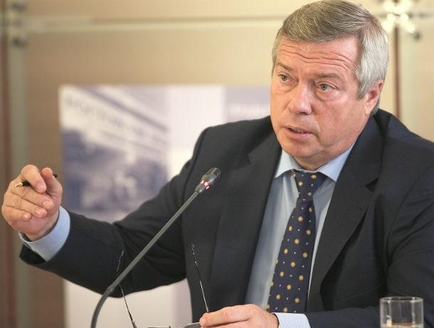 Губернатор остался недовольным решением мусорного вопроса в Новочеркасске