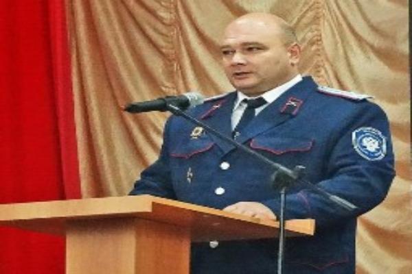 Атаман «Всевеликого Войска Донского» отчитался перед казаками