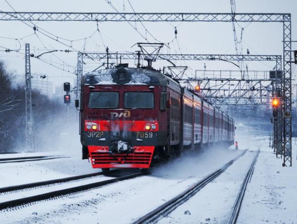 Питерского хулигана высадили из поезда в Новочеркасске